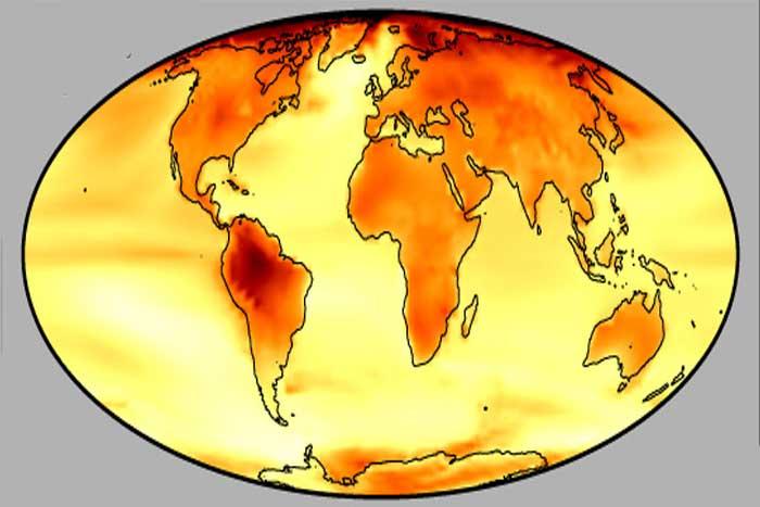 Suhu Bumi